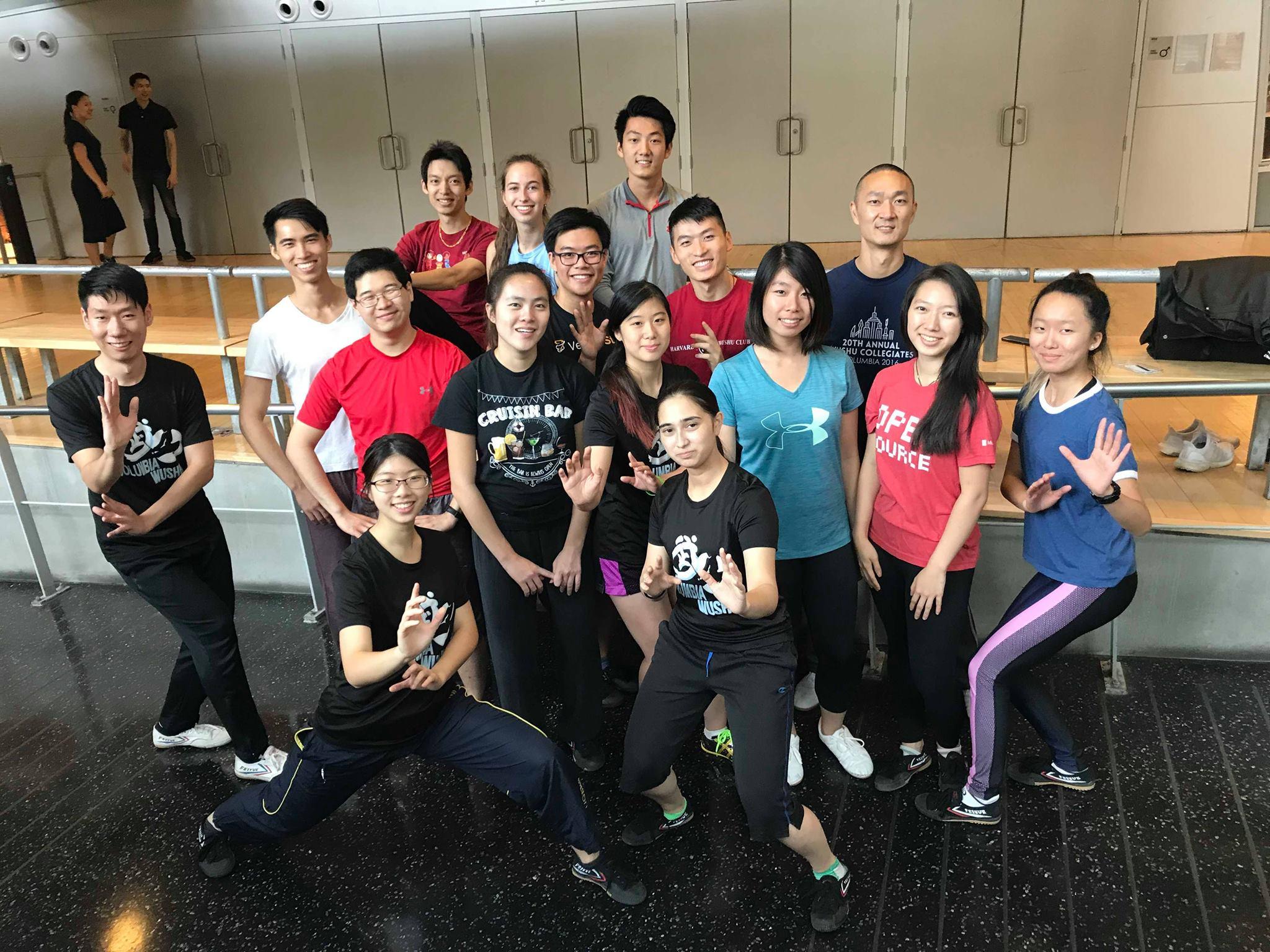 Intro to Bagua Seminar - Columbia Wushu
